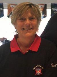 Nancy JUTIER, Secrétaire, golf Féminin